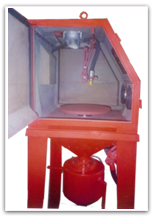 Tumble Basket and Ac Drive (Open Door) Manufacturer